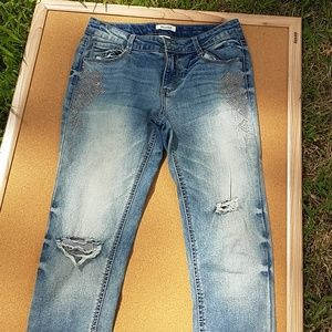 Mudd jeans size 14